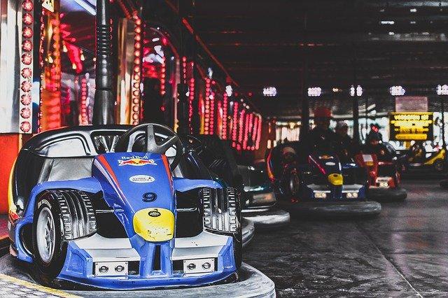 auta na autodromu