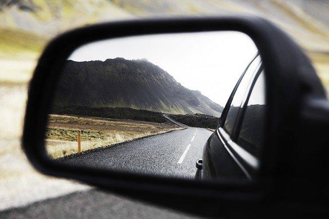 jízda po silnici