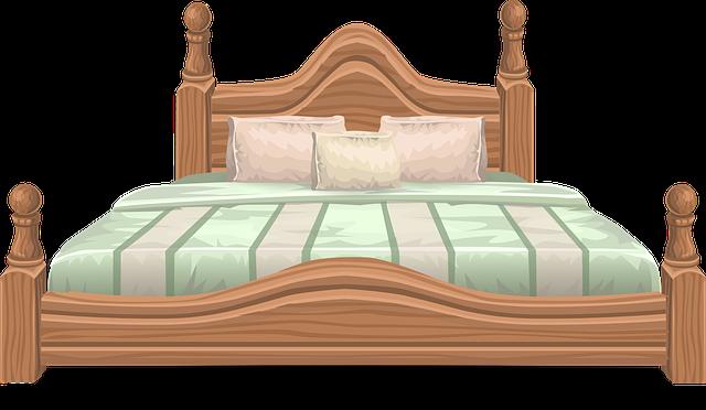 široká postel