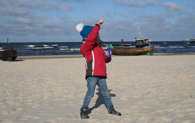 Aby se dětem dobře sportovalo za každého počasí