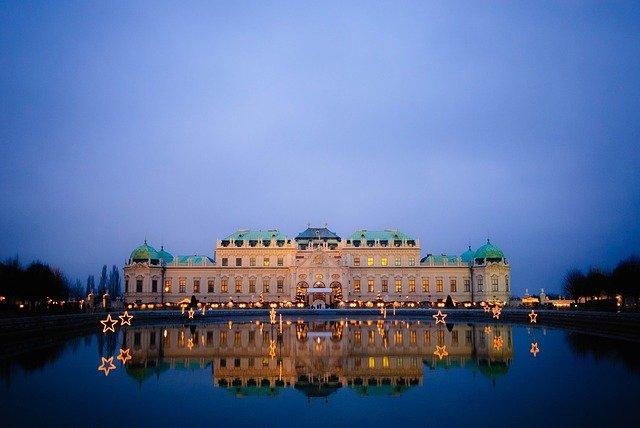 belvedere zámek