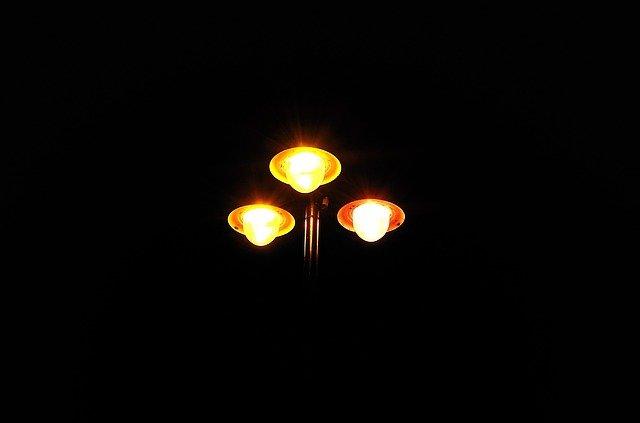 osvěltení ulice