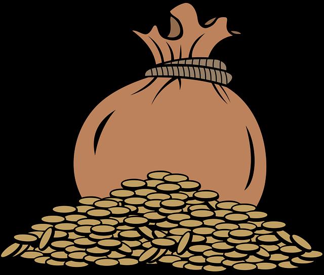 obrázek – hnědý pytel s hnědými mincemi.png