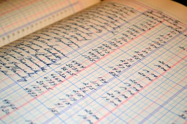 Vedení účetnictví v knize