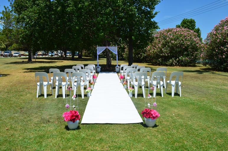 Inspirace na svatební místa