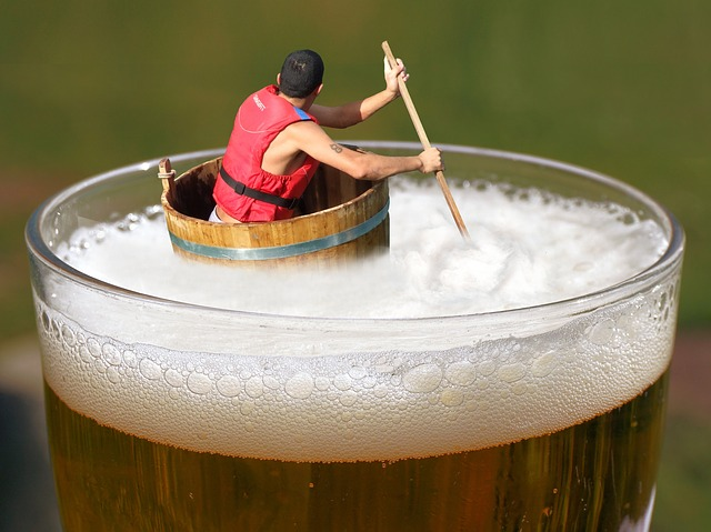 moře piva
