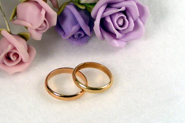 růže a prstýnky